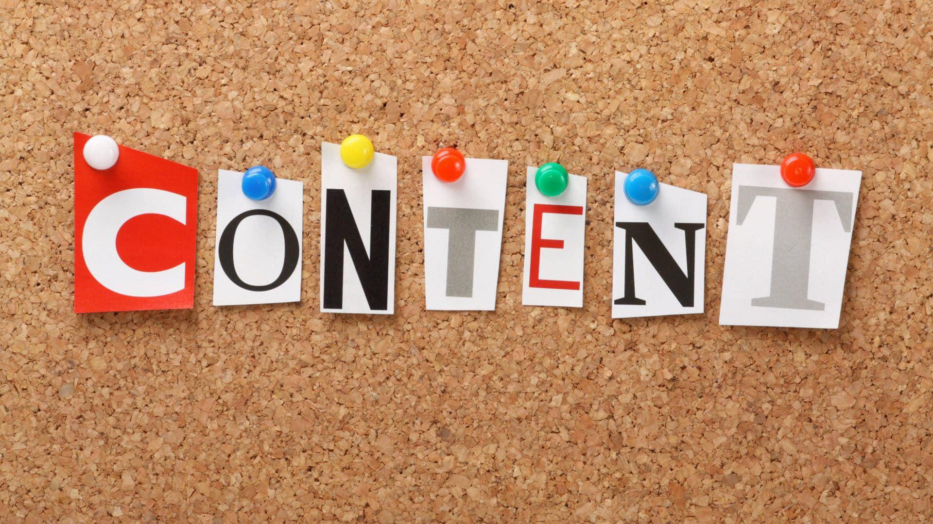 L'infografica: pianificare i contenuti online