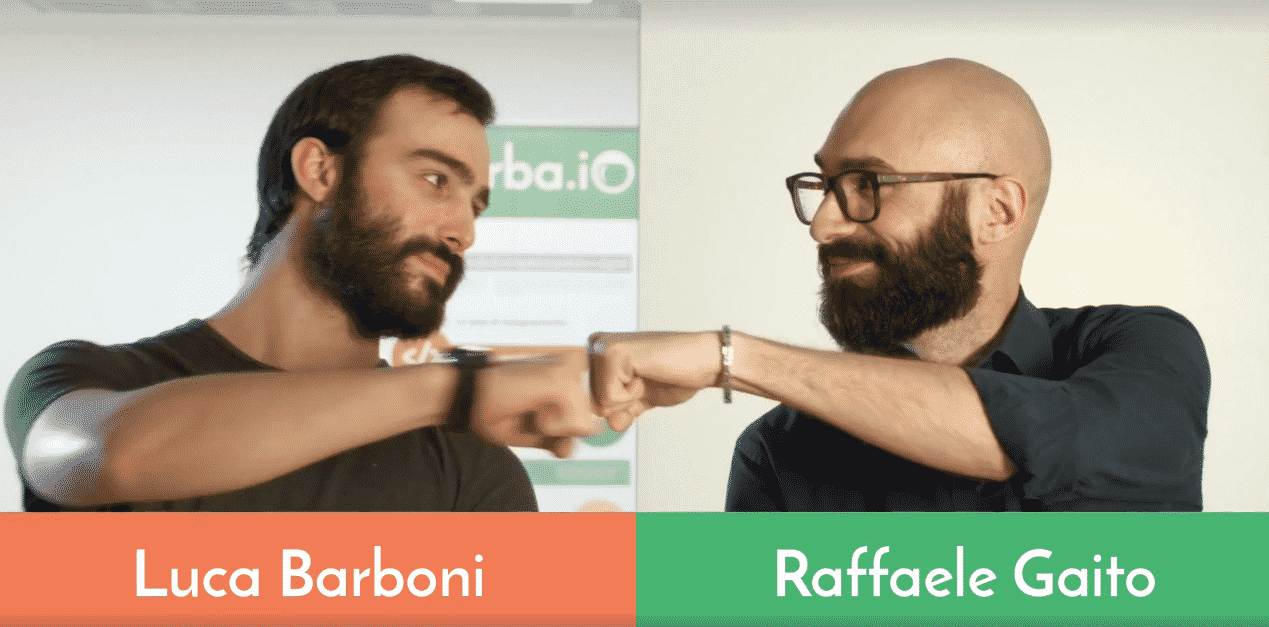 Luca Barboni e Raffaele Gaito | Corso Growth Hacking