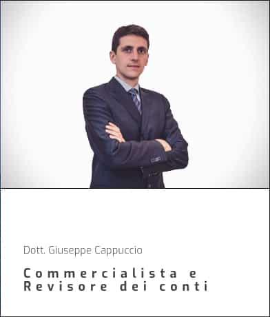 Giuseppe Cappuccio Commercialista Roma