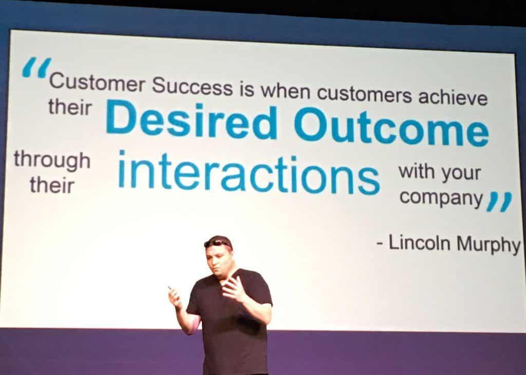 Definizione di Customer Success di Lincoln Murphy