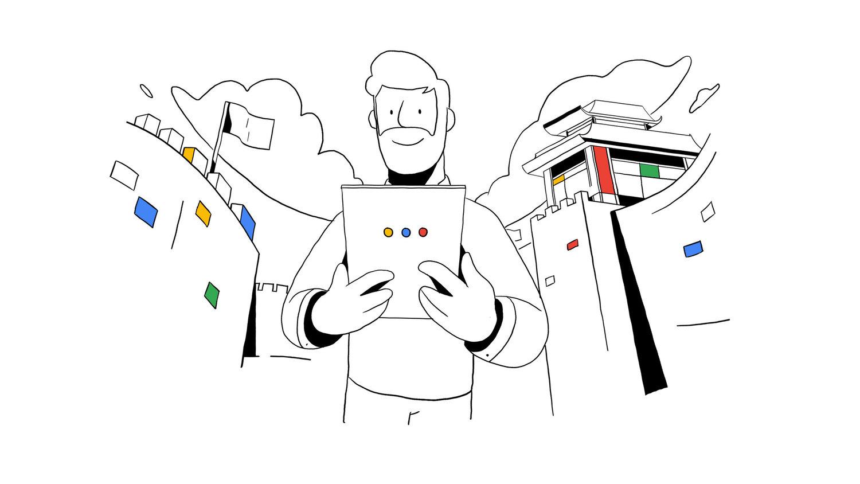 le app per le aziende di google
