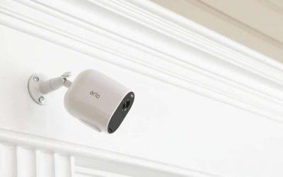 La Telecamera Arlo integrata nel sistema di sicurezza Verisure